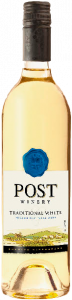Traditional white bottle 750 ml
